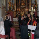 Begleitung einer Hochzeit im Anna-Kircherl Harlaching